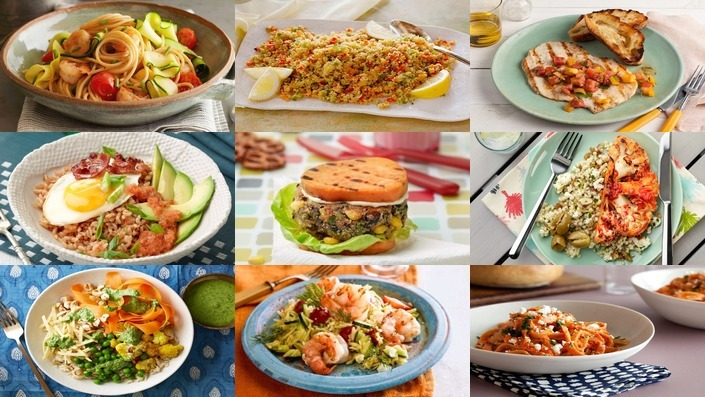 Does Healthier Eating Have To Be Boring Eating? healthy eating recipes for the whole family