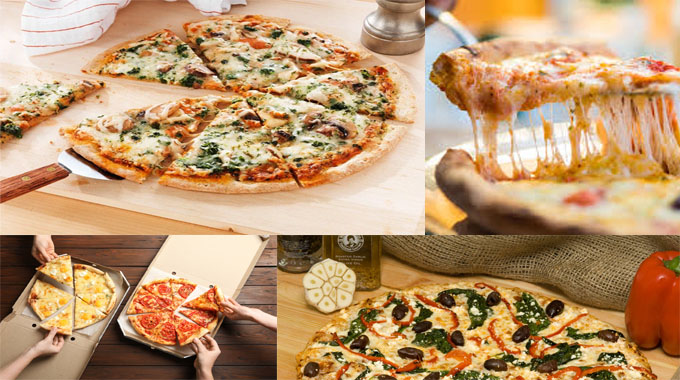 Eat Pizza And Still Stay Healthy