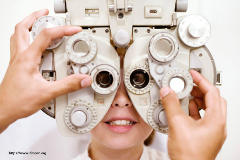 Make An Appointment For Your Eyes Exam