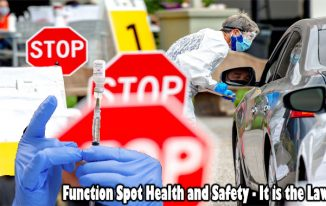 Function Spot Health and Safety - It is the Law!