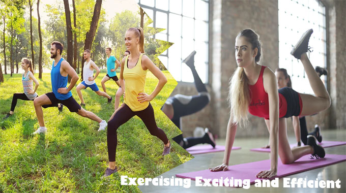 Little one's Fitness Activities – Make Exercising Exciting and Efficient